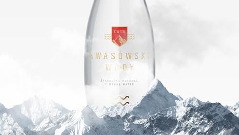 Логотип Kwasowski Wody