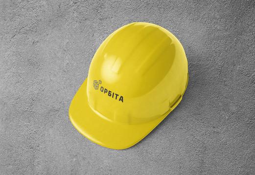 Логотип, фирменный стиль и сайт для компании Орбита