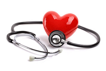 bigstock-Heart-and-stethoscope-isolated-