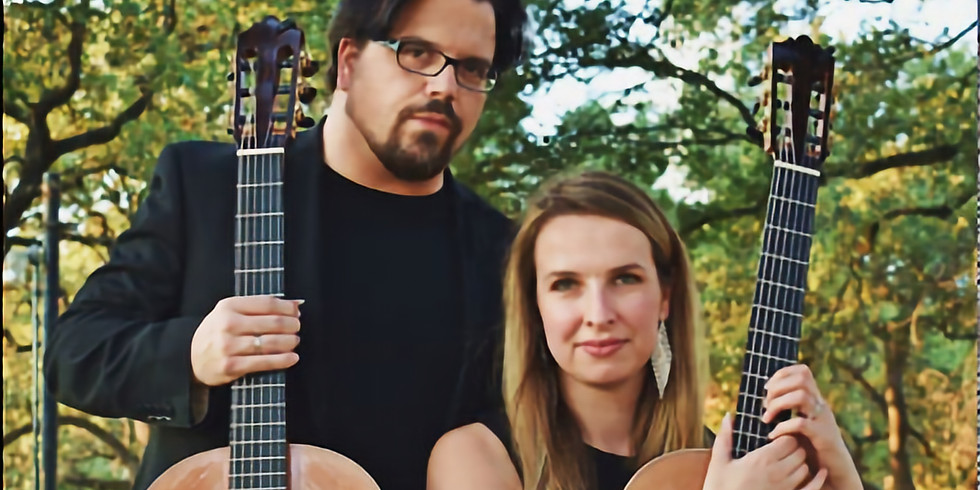 The Ibison Guitar Duo