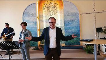 Påskdagen, predikan av Andreas Rosdal