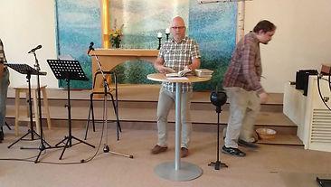 predikan av Mattias Gustavsson