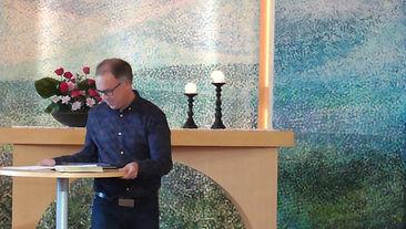 Vad är nåd? predikan av Kristina Höök