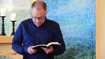 predikan av Andreas Rosdal
