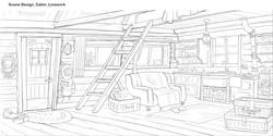 DesignIsland_scene_Cabin_line