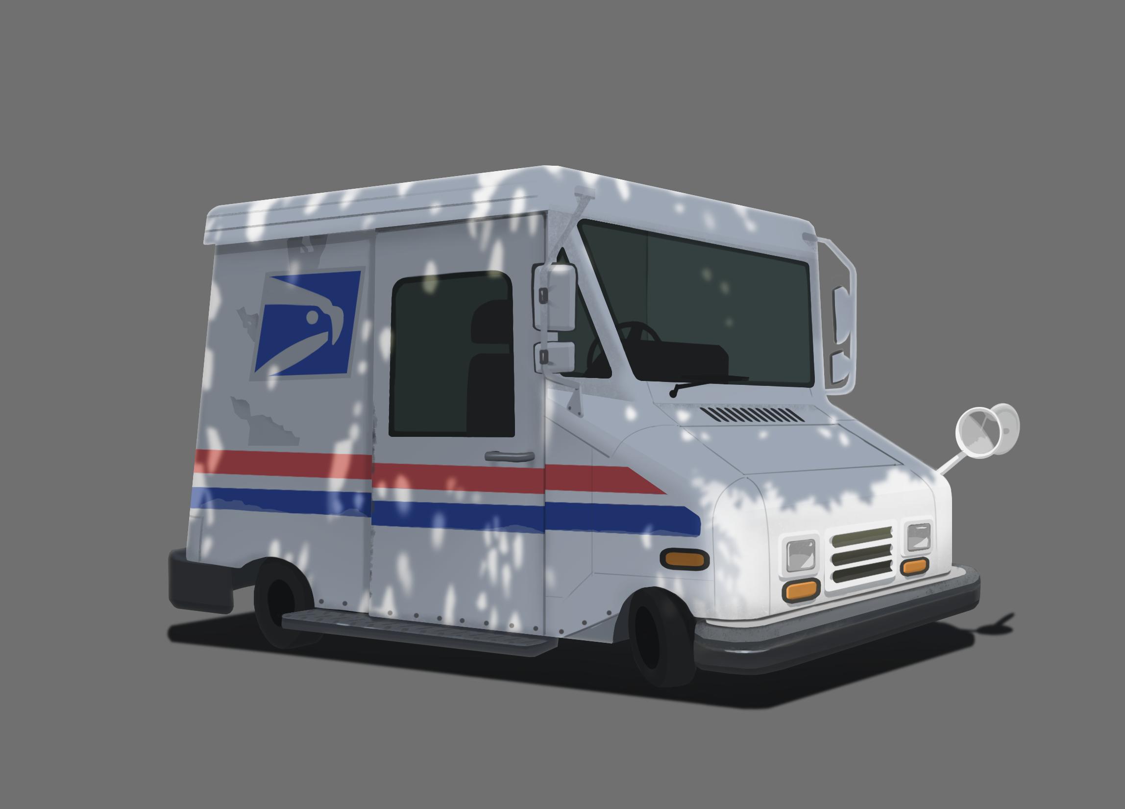 USPS_car