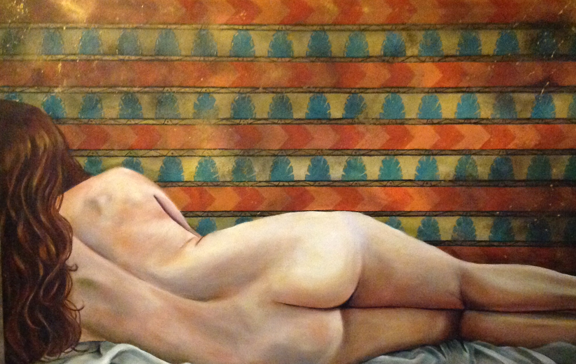 Repetition in Nude