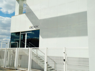 Apek opens state of the art factory
