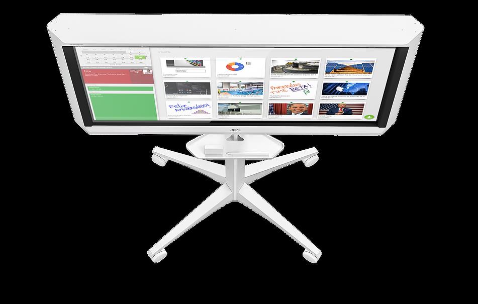 Apek Maxpad Remix touch screen