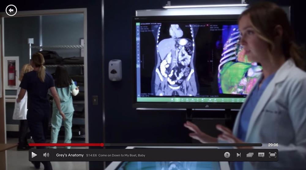 Apek Grey's Anatomy
