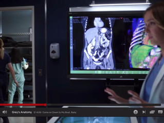 Apek Organnics™ é destaque no Grey's Anatomy, seriado de maior audiência nos EUA.