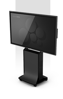Touchspace with stand