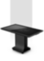 Touchspace flat table