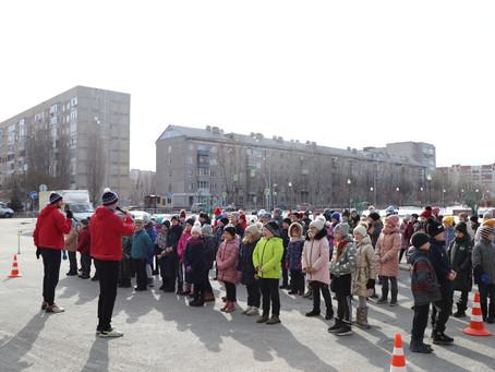 День здоровья в Сквере Депутатов