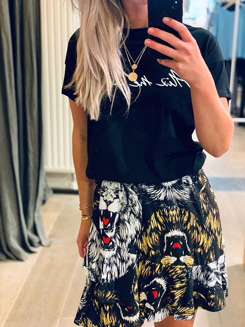 Lion Ruffle Skirt