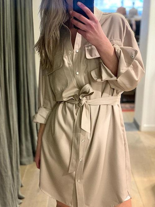 Maxine ibbie midi shirt dress 95595