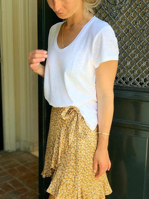 Limon s wrap skirt aop10867
