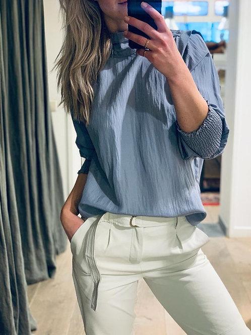 Keeva drape blouse 95539