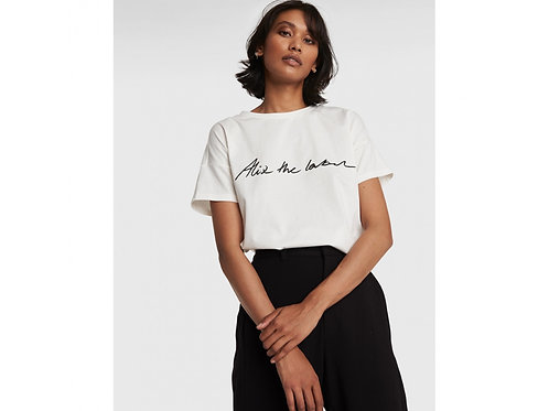 Alix the label T-shirt  2103862894