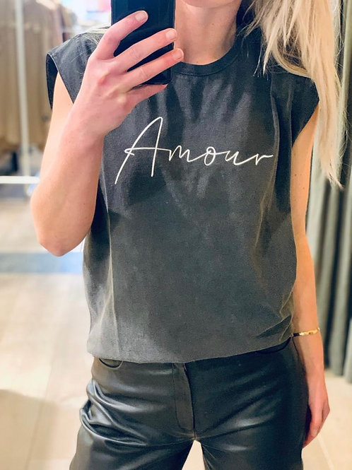 Amour Wing Tee 93075