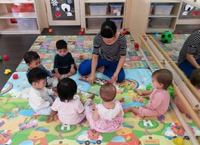 Choosing an Infant Care Centre