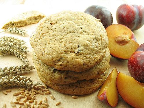 Vegan Pflaumen Dinkel Cookie ca. 75gr