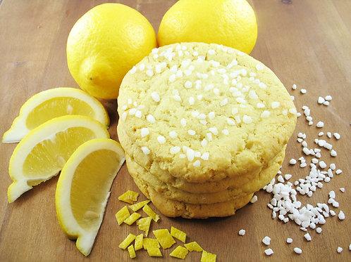 Vegan Lemon Zest Cookie ca. 75gr