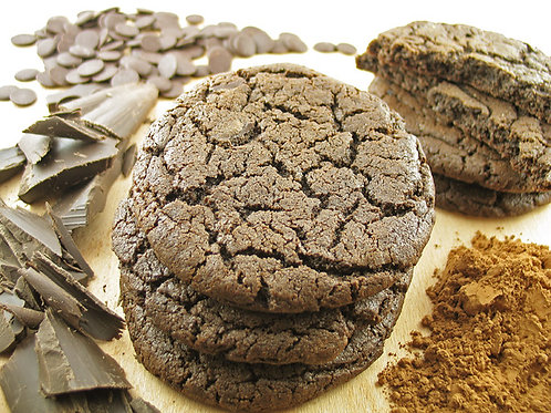 Super Double Chocolate Cookie ca. 75gr