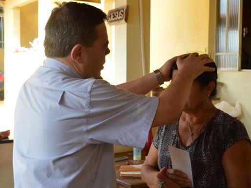 Dom Gil está em Brumadinho com segundo grupo de padres para mais uma etapa da missão