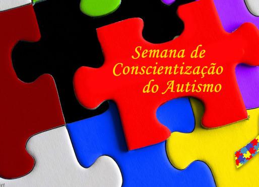 Câmara realiza Semana de Conscientização do Autismo