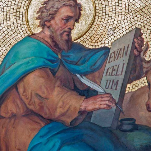 18 de Outubro: São Lucas Evangelista