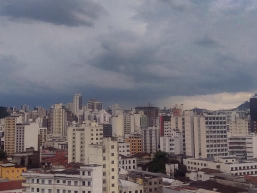 Defesa civil alerta para possibilidade de chuvas fortes na segunda quinzena de fevereiro