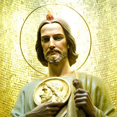 28 de Outubro: São Judas Tadeu