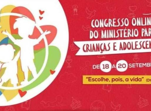 Renovação Carismática Católica promove congresso online do Ministério para Crianças e Adolescentes