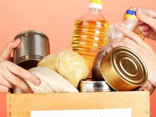 Estudantes da UFJF realizam campanha para doação de alimentos à famílias em vulnerabilidade social