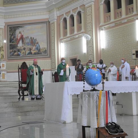 Arquidiocese de Juiz de Fora celebra Dia Nacional da Juventude
