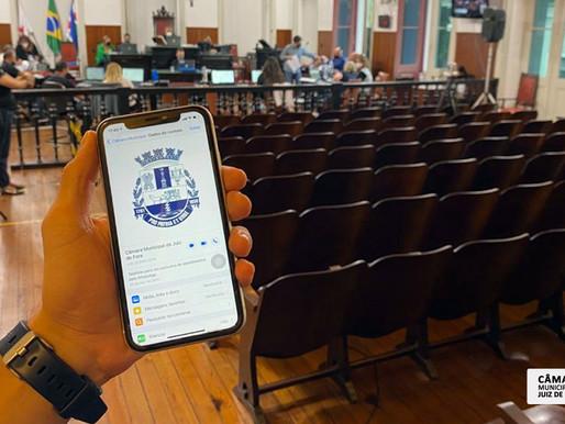 Câmara Municipal lança recurso para participação popular nas Audiências Públicas durante a pandemia