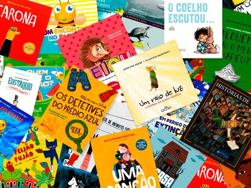 Campanha arrecada livros infantis e juvenis em Juiz de Fora