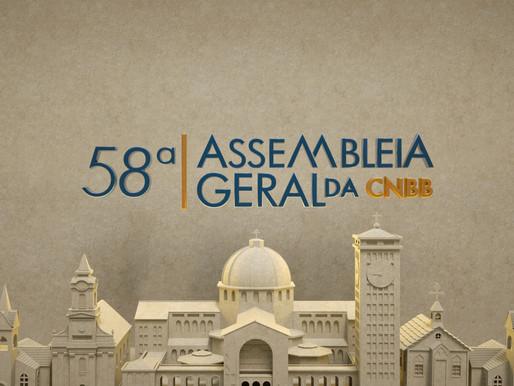 Dom Gil participa da  58ª Assembleia Geral da CNBB na próxima semana