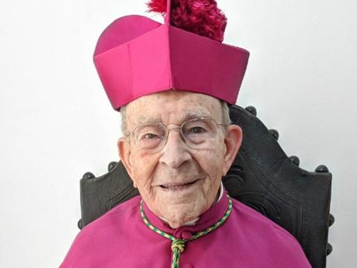 Morre em Juiz de Fora, Dom Antônio Afonso Miranda, Bispo Emérito de Taubaté