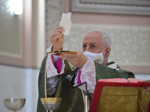 Arquidiocese de Juiz de Fora celebra I Dia Mundial dos Avós e dos Idosos