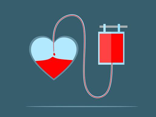 Hemominas segue com estoques de alguns tipos sanguíneos em estado crítico