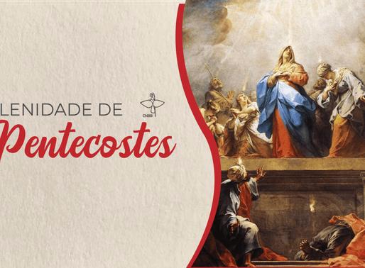 Solenidade de Pentecostes: Comissão de Liturgia oferece roteiro para celebração em família