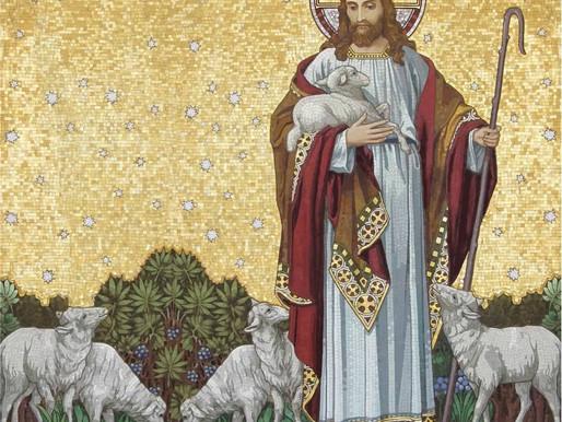 Paróquia celebra a Festa do Bom Pastor