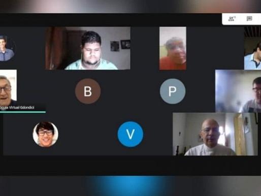 Seminário Santo Antônio realiza encontro virtual de Discernimento Vocacional