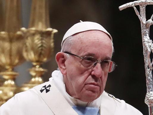 Ataques infundados ao Papa Francisco