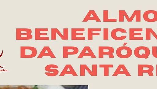 """Paróquia do Bairro Bonfim promove """"almoço de Santa Rita drive-thru"""" neste domingo (20)"""