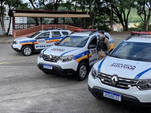 Polícia Militar não registra crimes violentos em Juiz de Fora por 24 horas em dois dias dessa semana