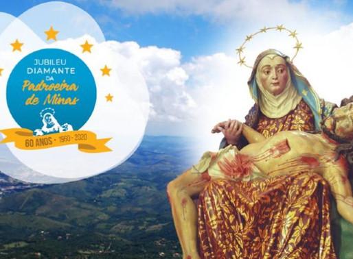 60 anos da consagração de Minas Gerais a Nossa Senhora da Piedade