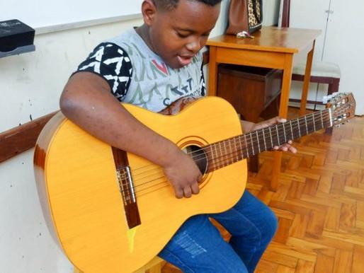 Projeto de formação musical gratuita vai ser lançado no Instituto Padre João Emílio